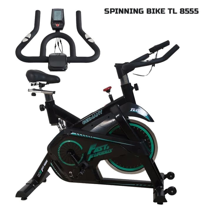 NEW SPINNING BIKE TL - 8555