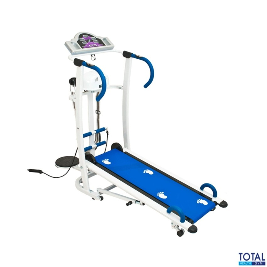 TL - 5008- Treadmill Manual 6 fungsi